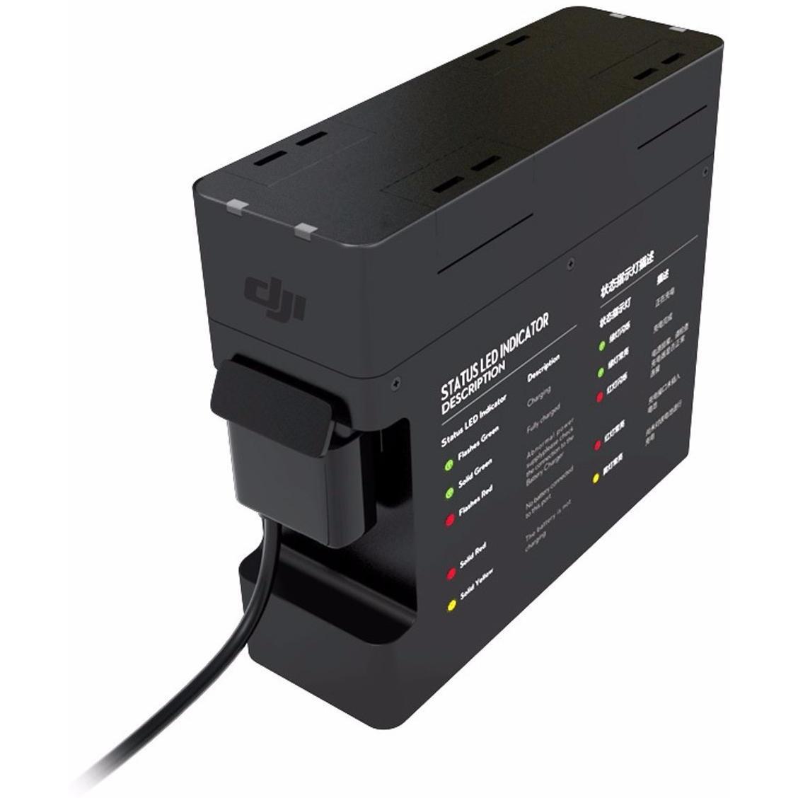 Зарядный хаб для 4 батарей Inspire 1 Battery Charging Hub-0