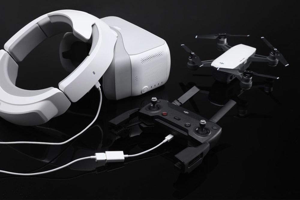 Кабель MicroUSB/OTG для DJI Goggles-3