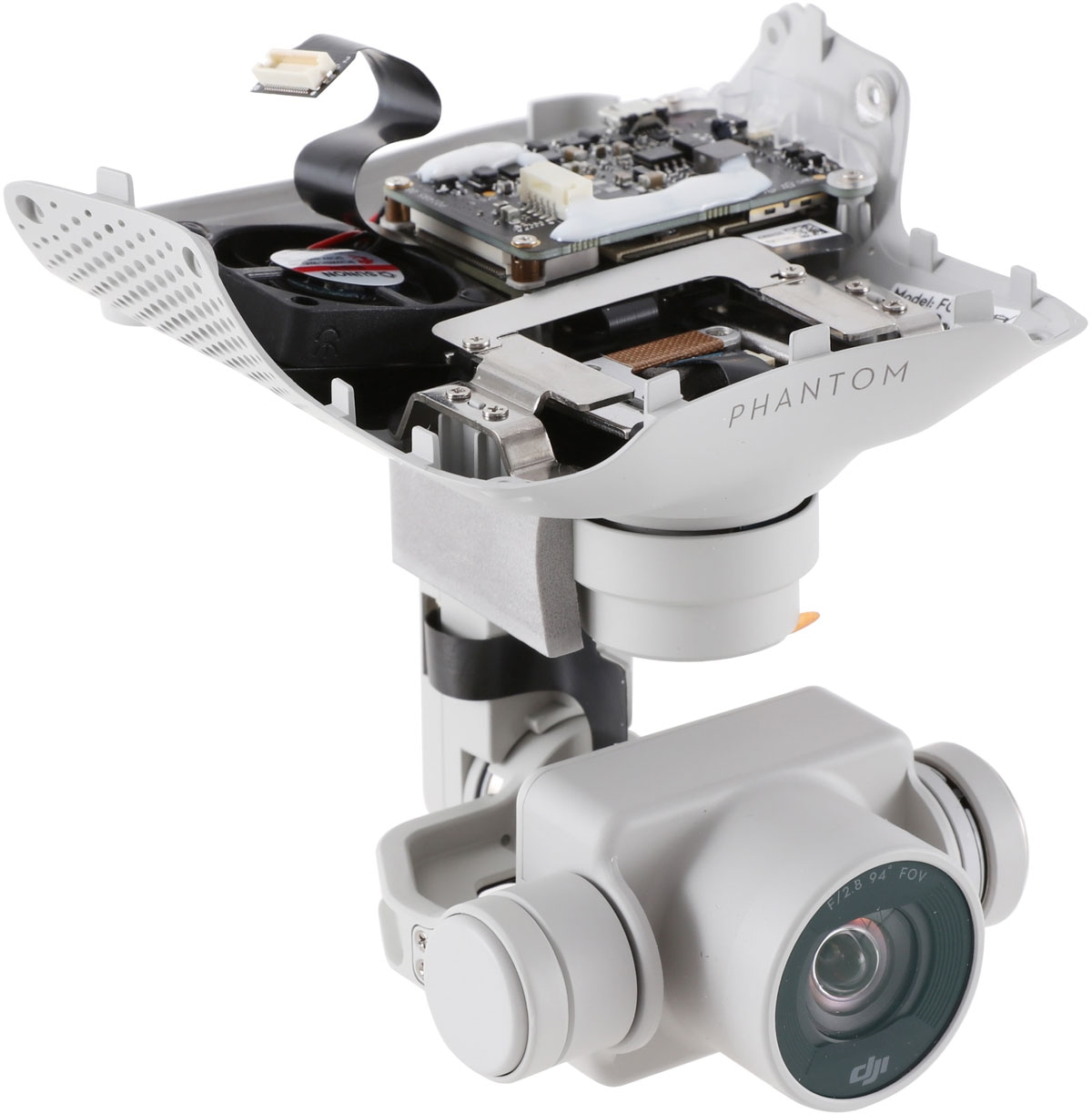 Камера с подвесом для Phantom 4 Gimbal Camera-2