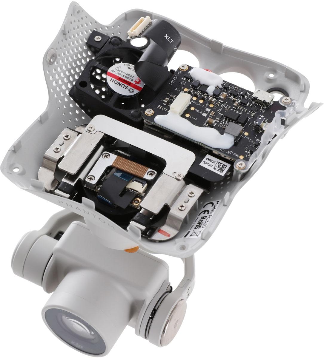 Камера с подвесом для Phantom 4 Gimbal Camera-3