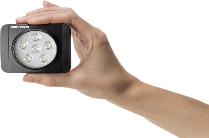 Вспышка для DJI Osmo Manfrotto Lumi LED-4