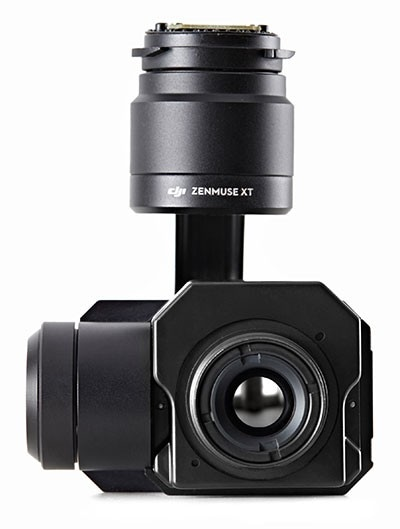 Камера Zenmuse XT-0