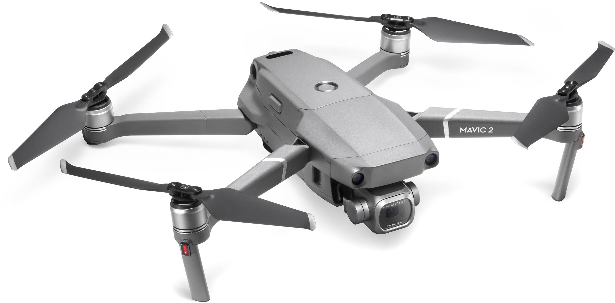Дрон DJI Mavic 2 Pro + Fly More Kit-1
