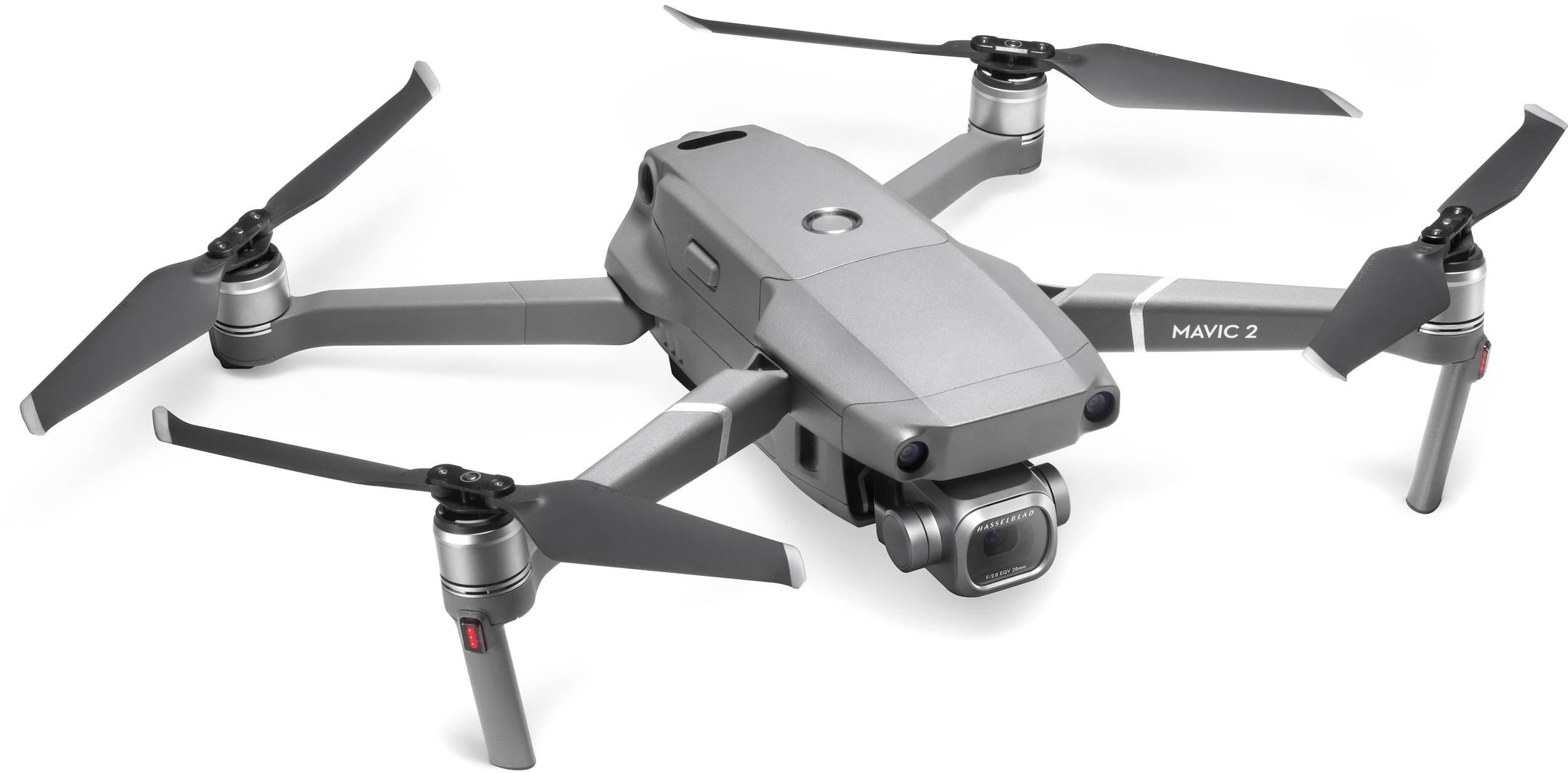 Дрон DJI Mavic 2 Pro + Fly More Kit-1