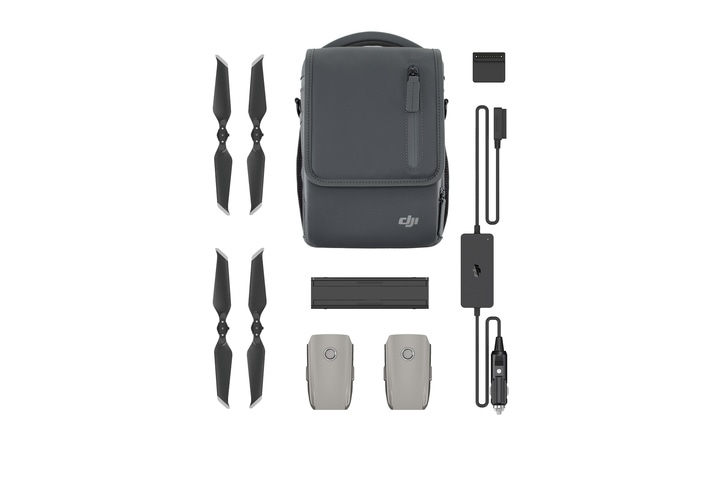 Дрон DJI Mavic 2 Pro + Fly More Kit-10