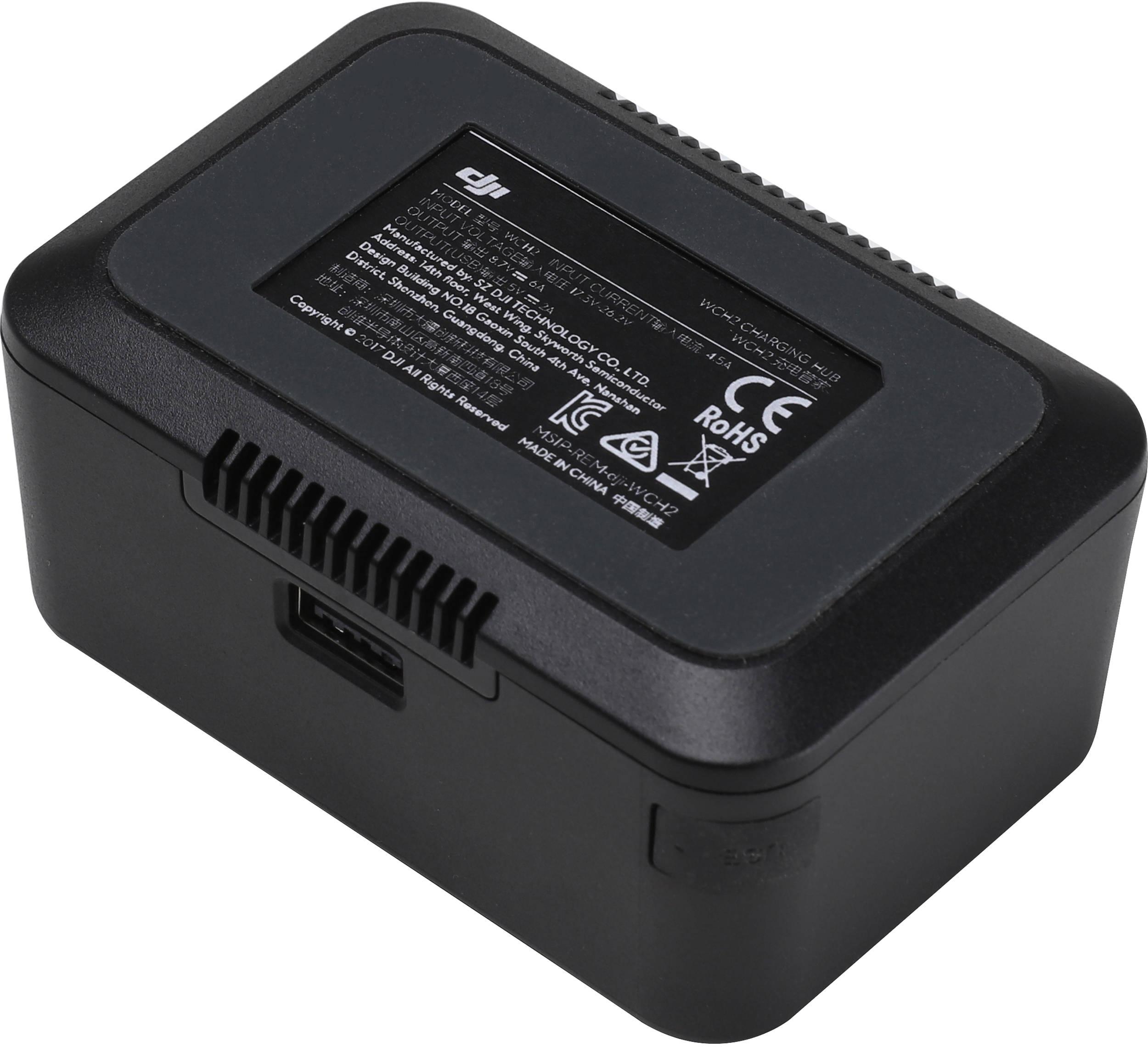 Зарядный хаб WCH2 для 2 батарей Cendence/CrystalSky Intelligent Battery Charger Hub-3