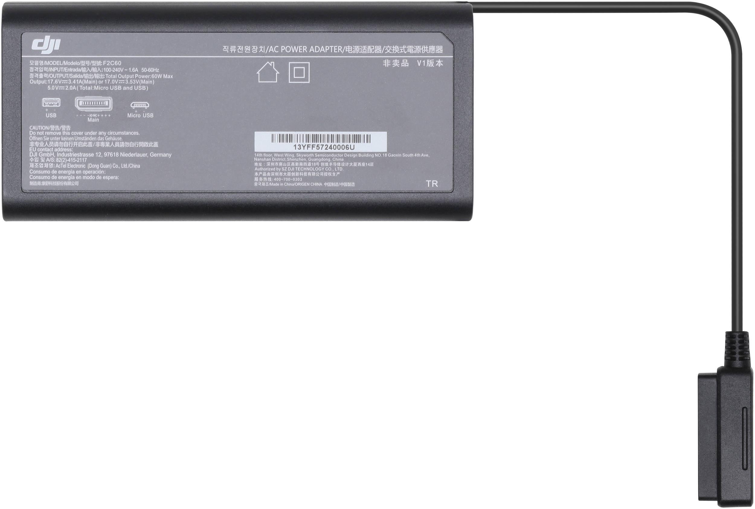 Зарядное устройство для Mavic 2 Battery Charger (без AC кабеля)-1