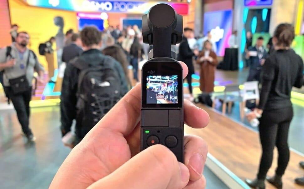 Стедикам DJI Osmo Pocket-12