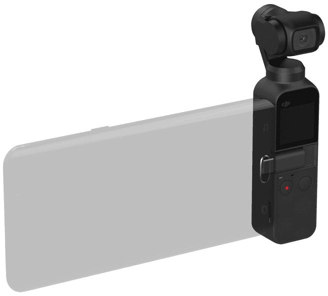 Стедикам DJI Osmo Pocket-6