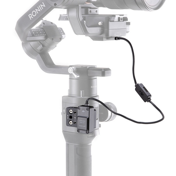 Внешний модуль GPS Ronin-S (Part 21)-2