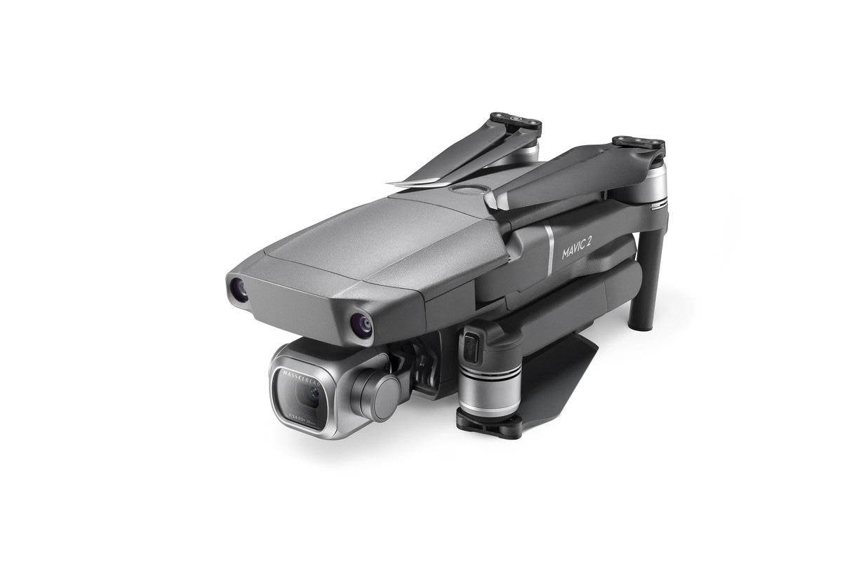 Дрон DJI Mavic 2 Pro и уникальный пульт Smart Controller-1