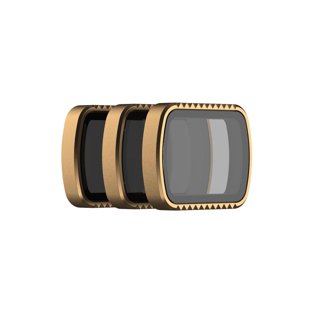 Набор фильтров Cinema Series SHUTTER для камеры Osmo Pocket-0