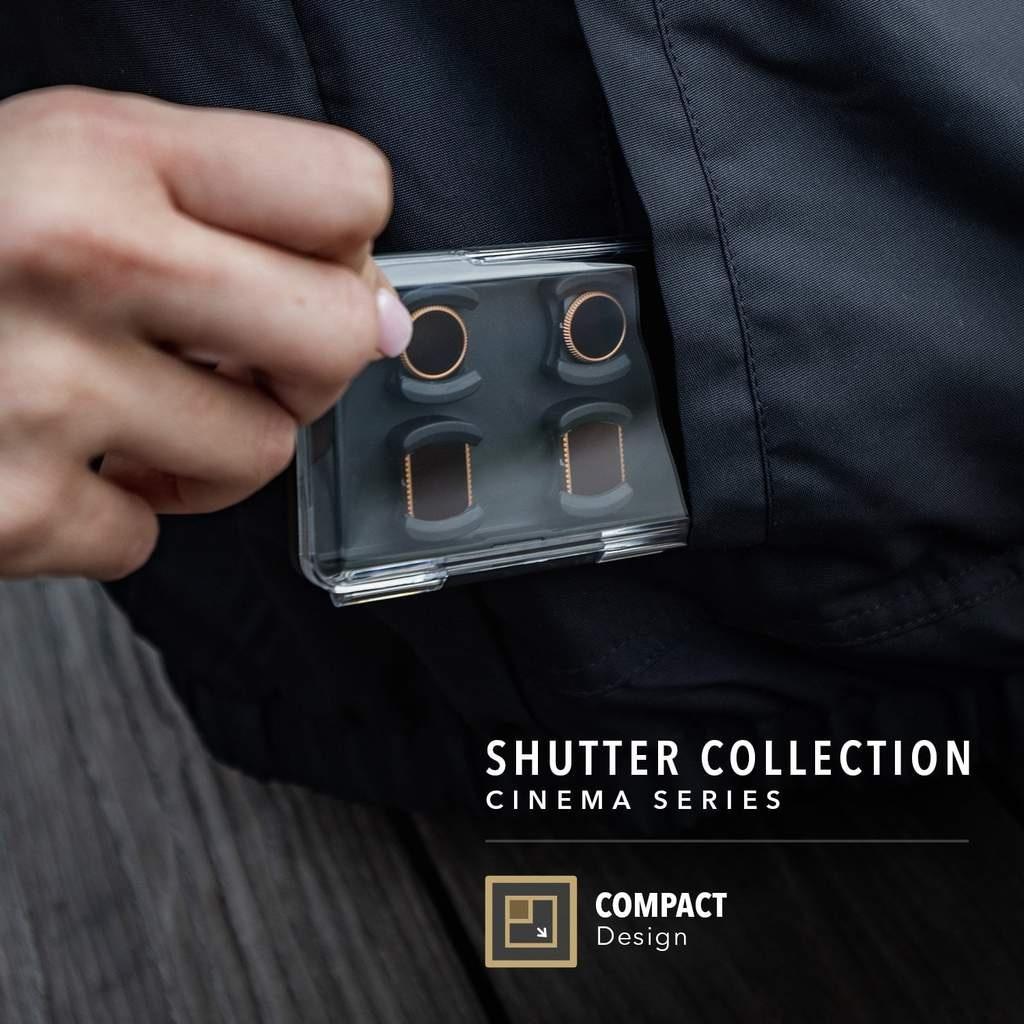 Набор фильтров Cinema Series SHUTTER для камеры Osmo Pocket-4