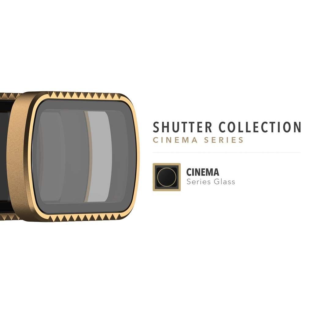 Набор фильтров Cinema Series SHUTTER для камеры Osmo Pocket-1