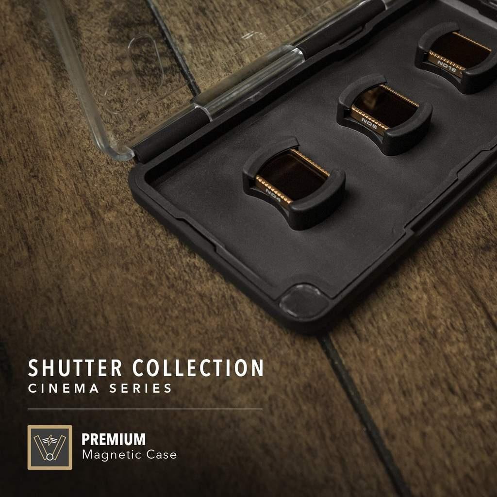 Набор фильтров Cinema Series SHUTTER для камеры Osmo Pocket-5