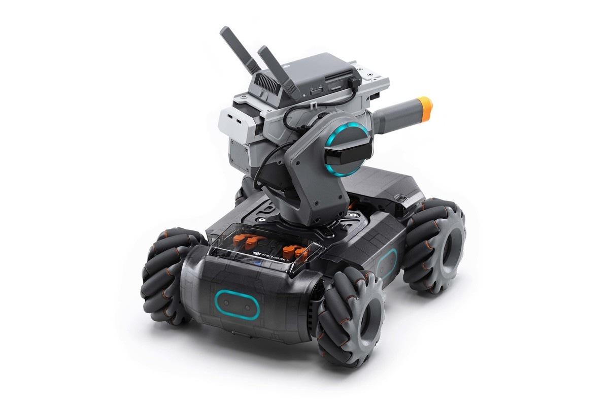 Робот-конструктор DJI RoboMaster S1-2