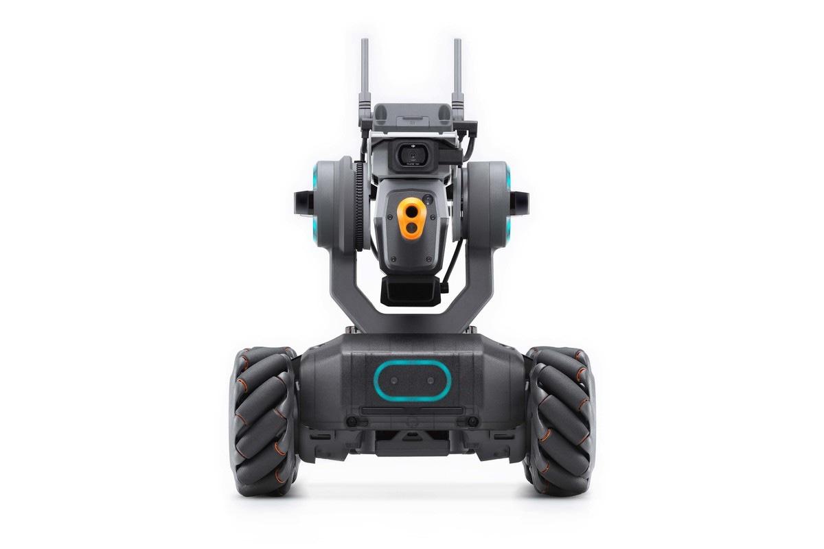 Робот-конструктор DJI RoboMaster S1-3