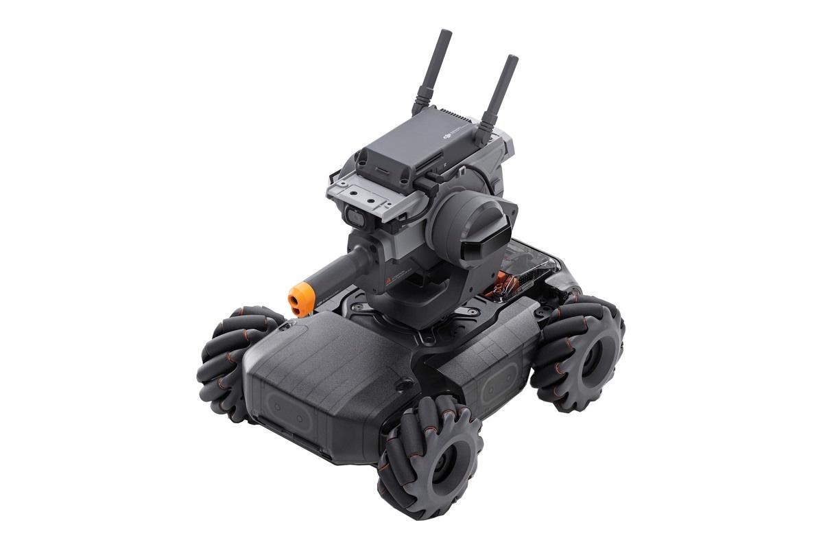 Робот-конструктор DJI RoboMaster S1-5