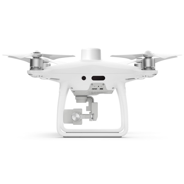 Дрон DJI Phantom 4 RTK и мобильная станция DJI D RTK 2-4