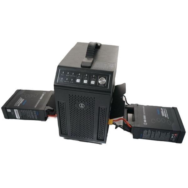 Зарядное устройство для аккумуляторов DJI WIND Intelligent Battery Charge-0