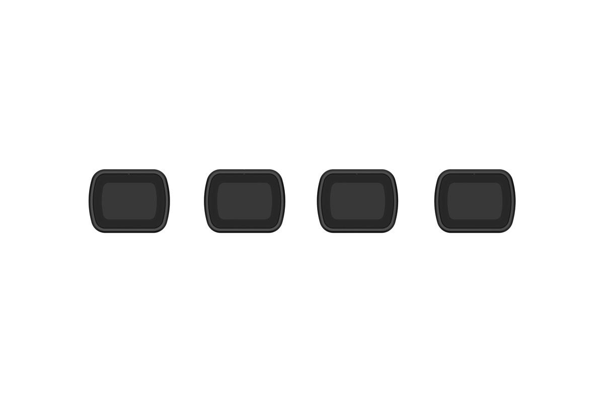 Набор оптических ND фильтров DJI Osmo Pocket ND Filters Set (Part 7)-4