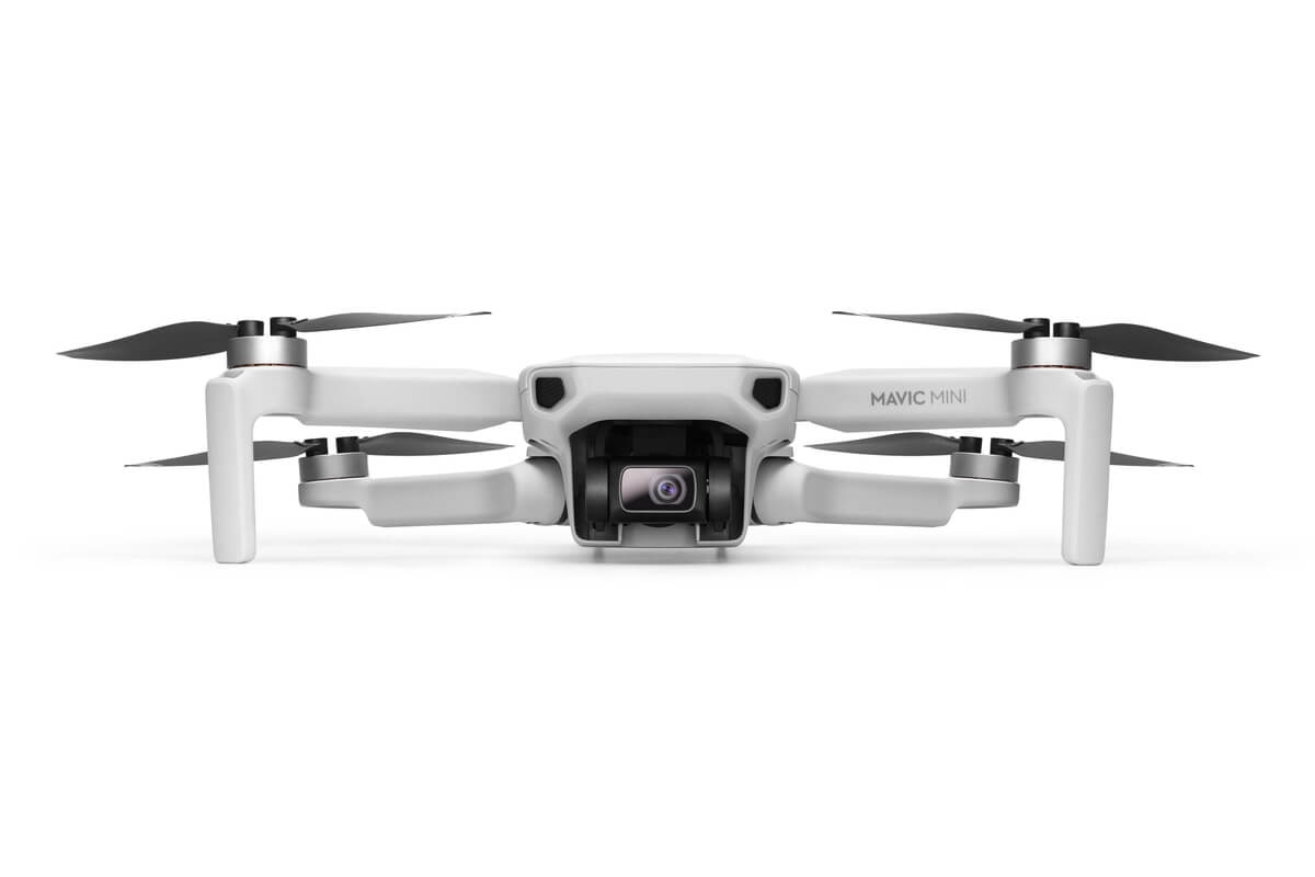 Мини дрон DJI Mavic Mini Fly More Combo-1