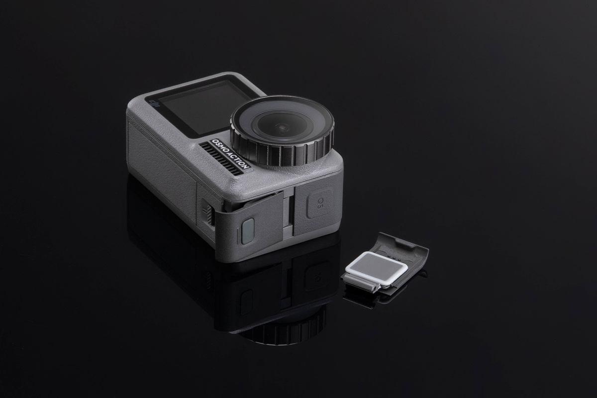 Защитная крышка DJI Osmo Action USB-C Cover (Part 5)-2