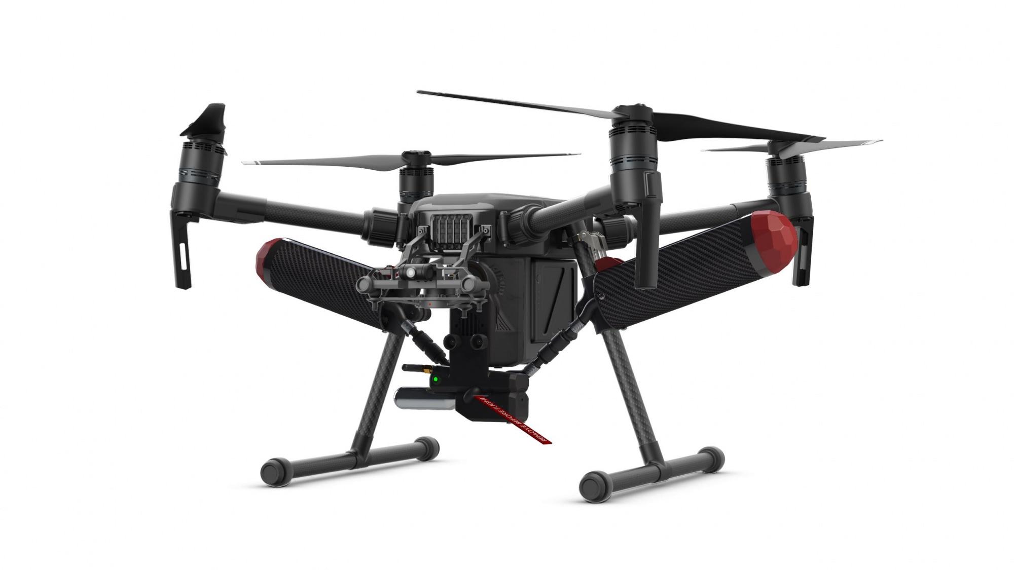Парашют IDRsys для дрона DJI Matrice M200-3