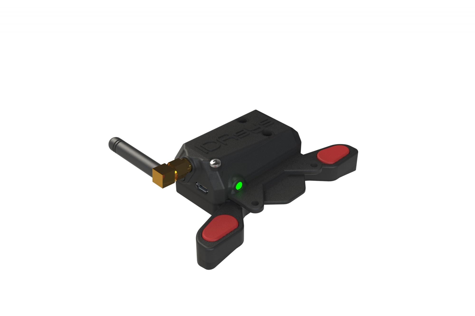 Парашют IDRsys для дрона DJI Inspire 2-3