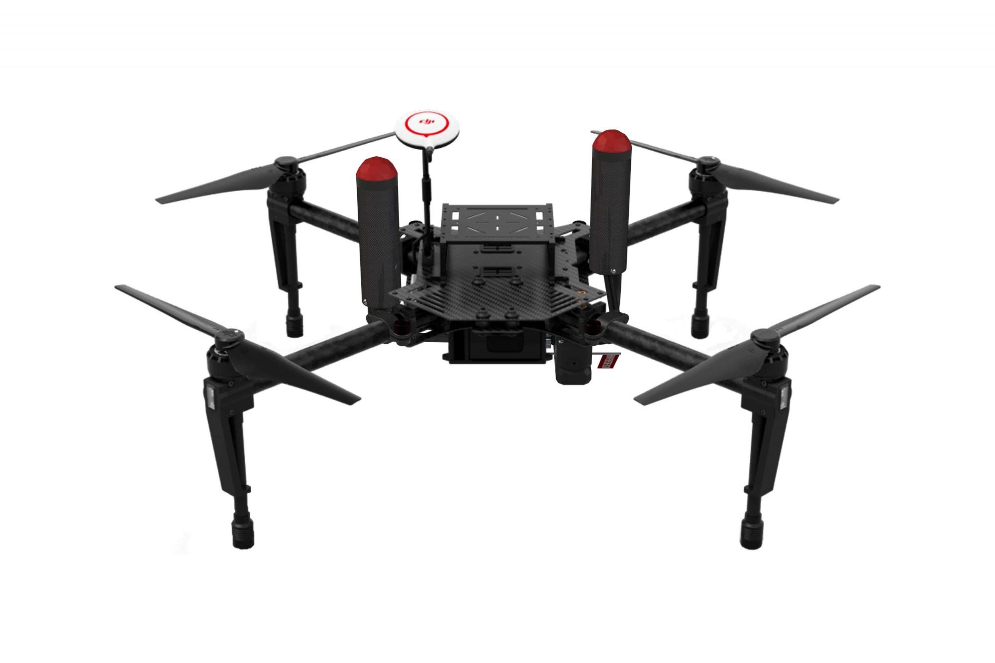 Парашют IDRsys для дрона DJI Matrice M100-1
