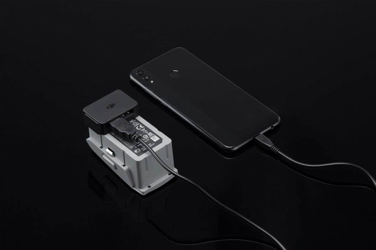 Адаптер DJI Mavic Air 2 Battery to Power Bank-4