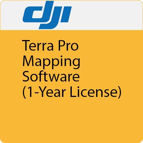 Программное обеспечение DJI Terra Pro 1 год-0