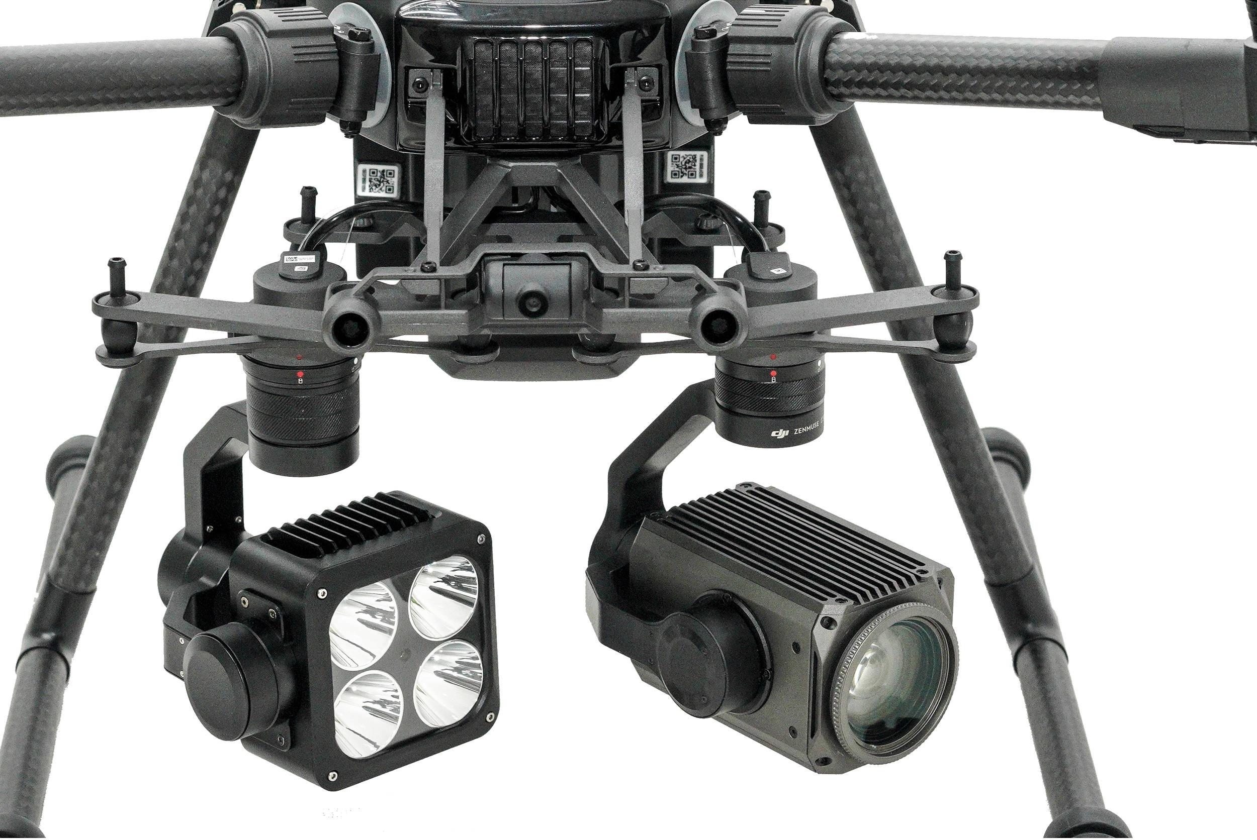 Прожектор DJI Wingsland Z15 для Matrice 200-1