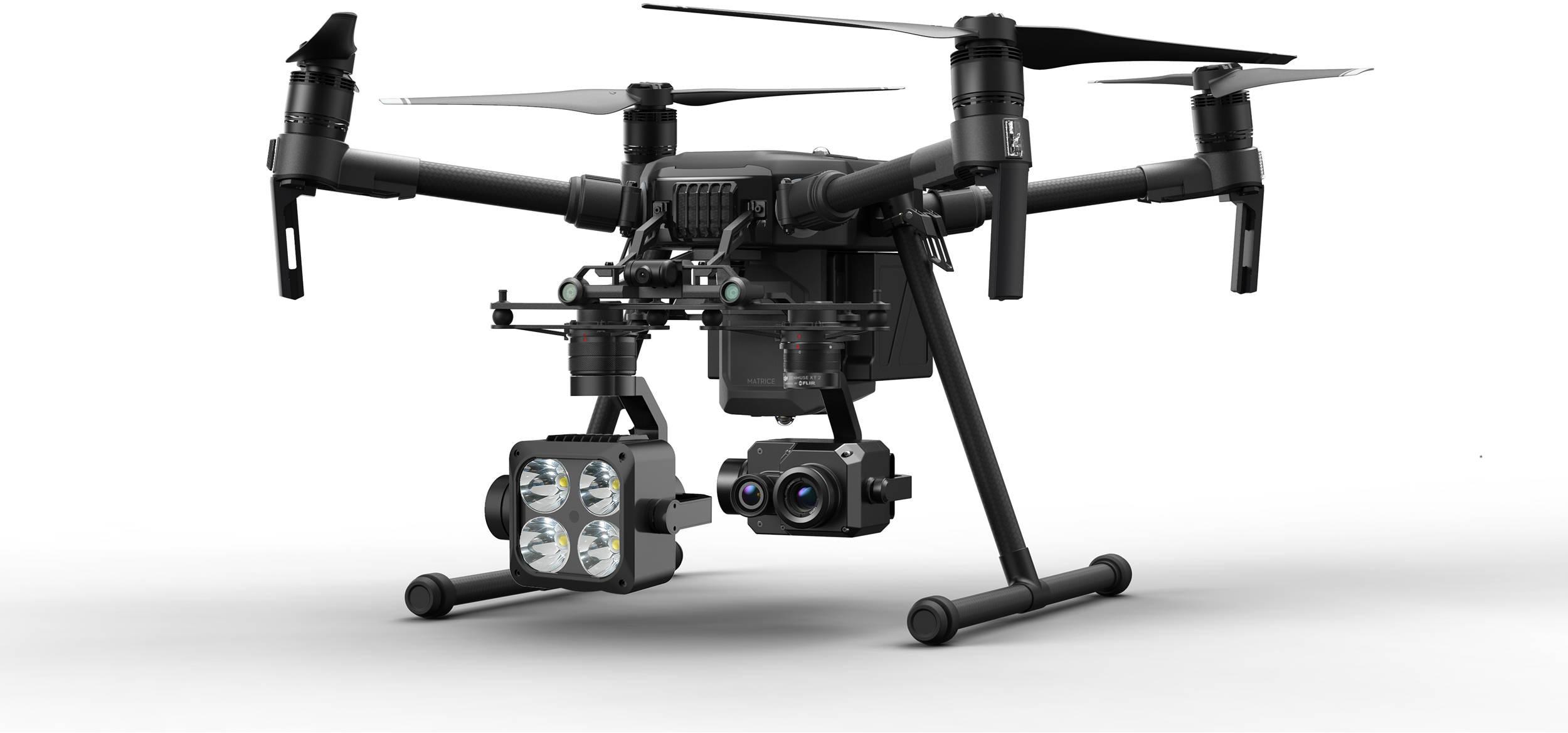 Прожектор DJI Wingsland Z15 для Matrice 200-4