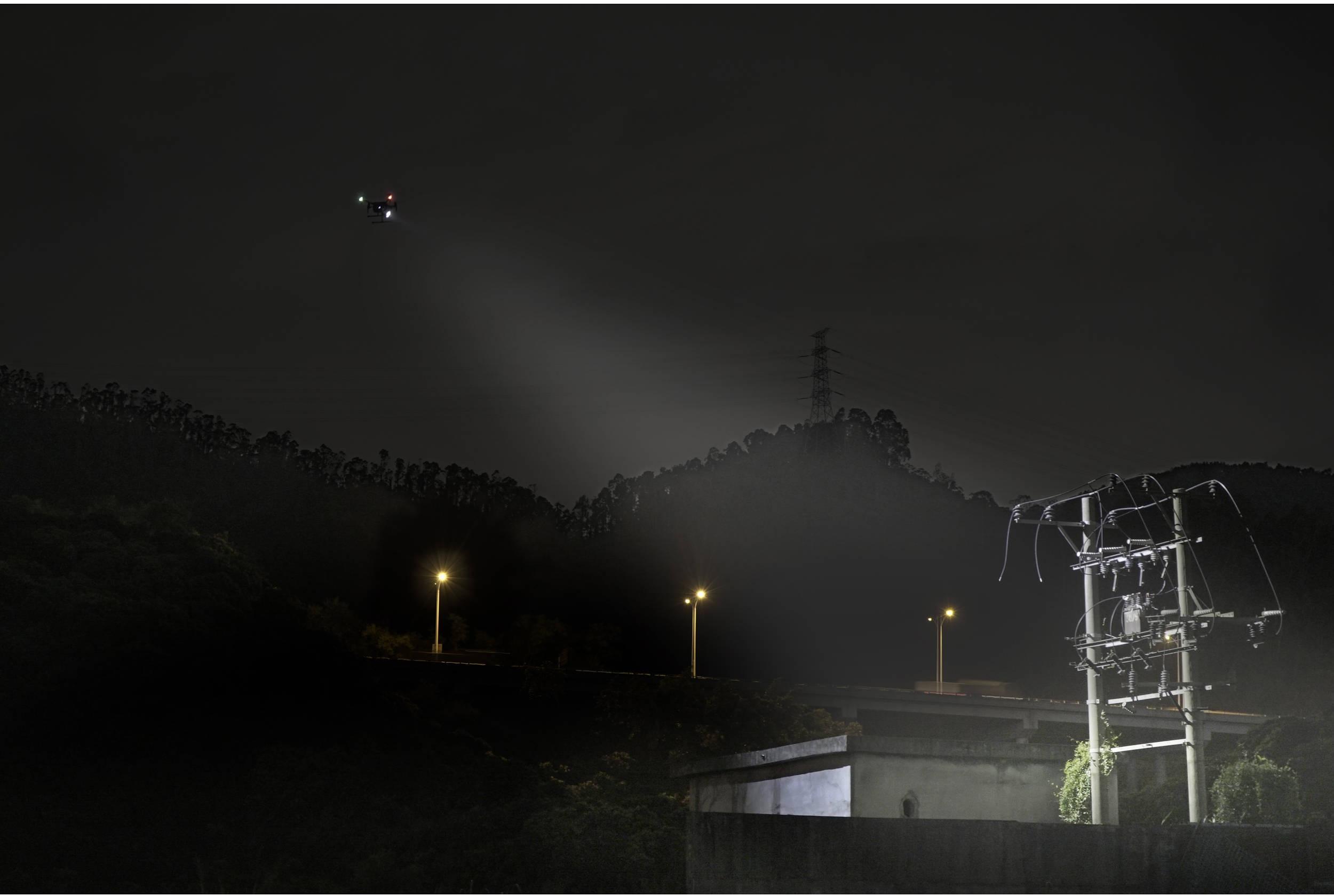 Прожектор DJI Wingsland Z15 для Matrice 200-6