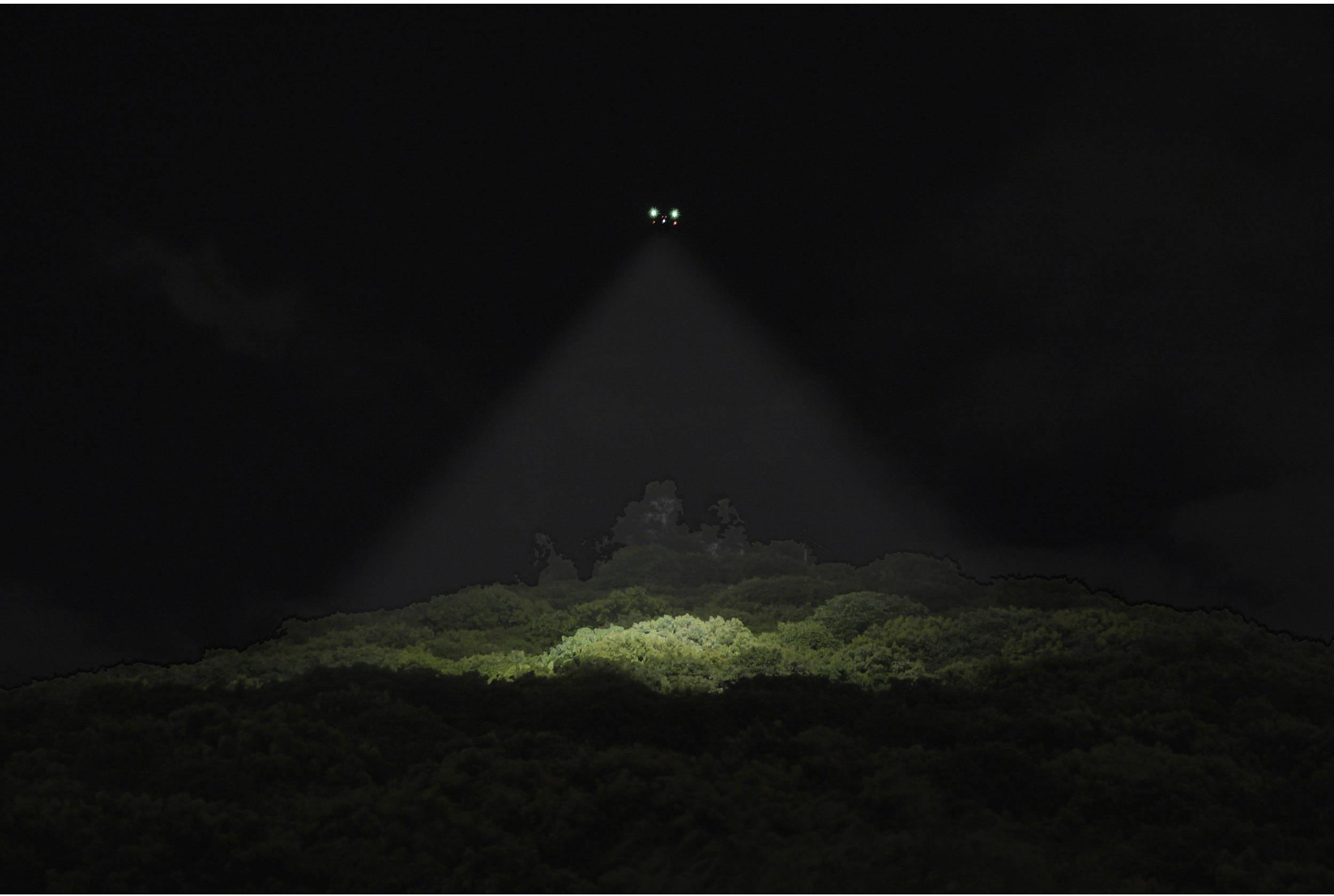 Прожектор DJI Wingsland Z15 для Matrice 200-7