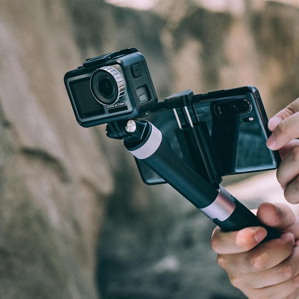Штатив-рукоятка PGYTECH для экшн-камеры-3