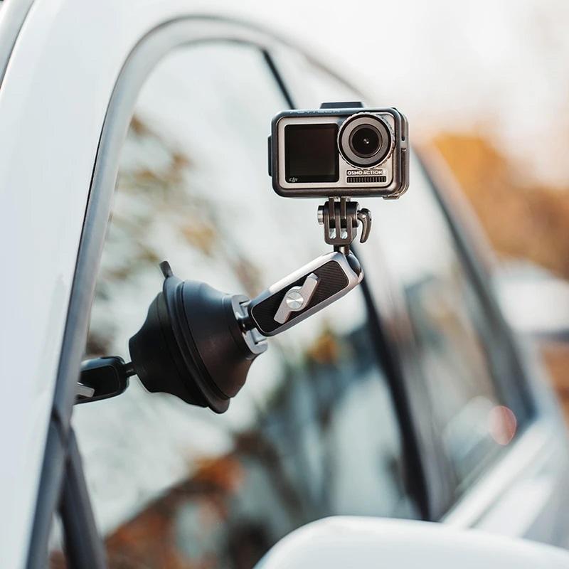 Крепление с присоской PGYTECH для экшн-камеры-1