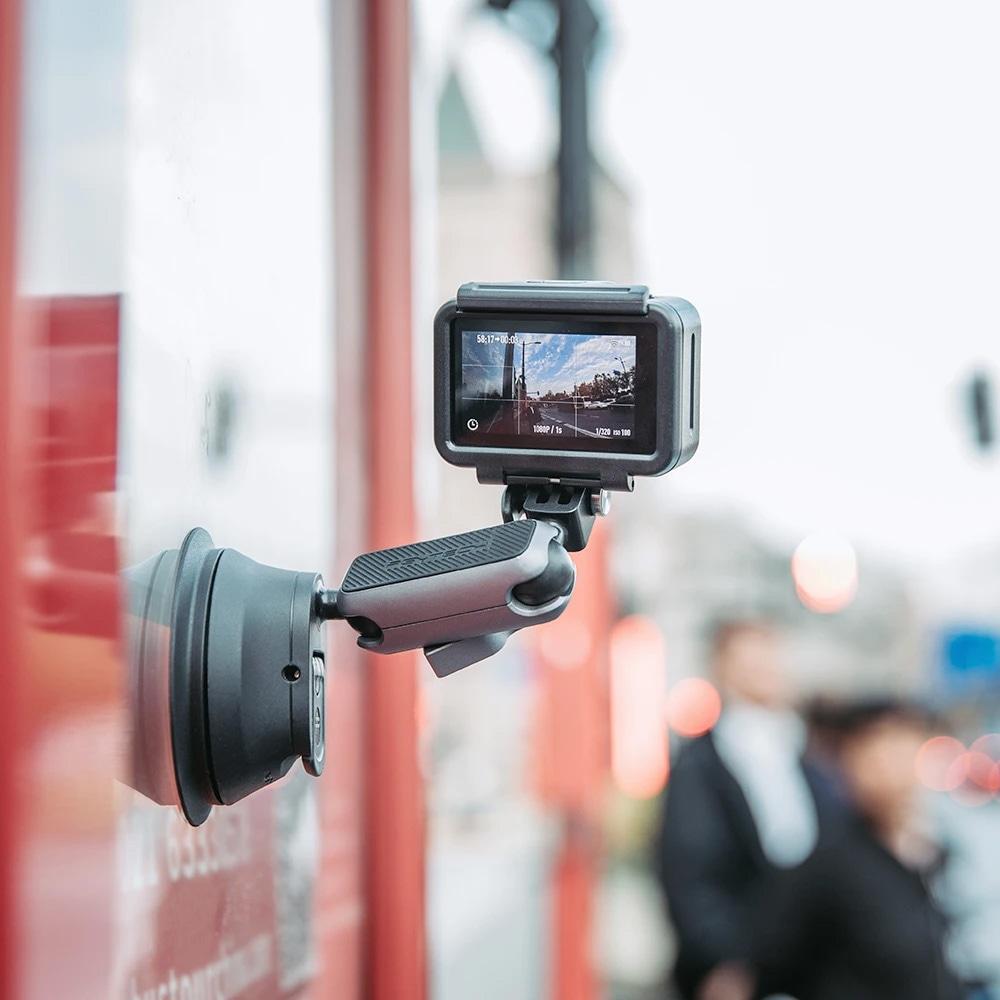 Крепление с присоской PGYTECH для экшн-камеры-4