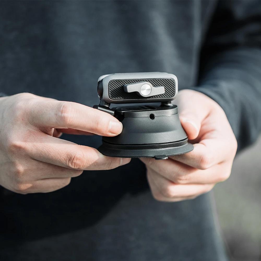Крепление с присоской PGYTECH для экшн-камеры-5