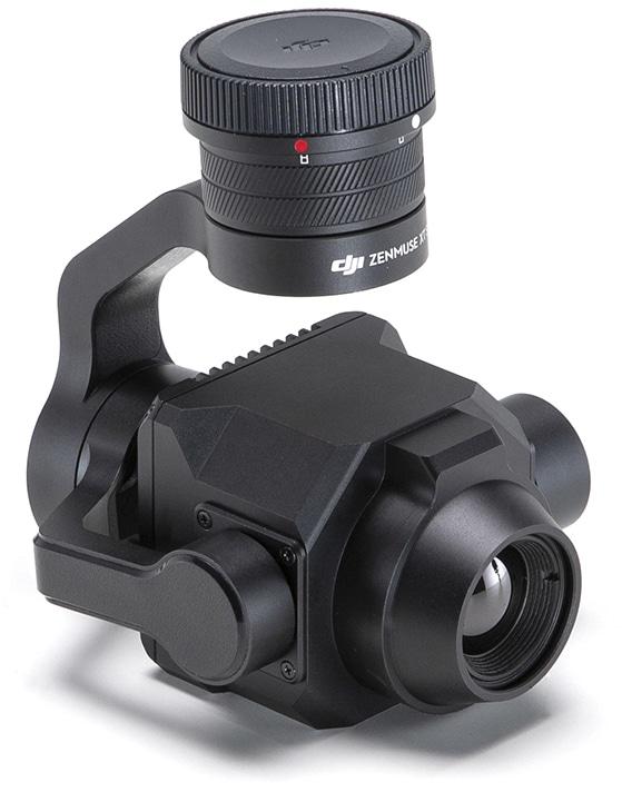 Тепловизионная камера DJI Zenmuse XT S-1