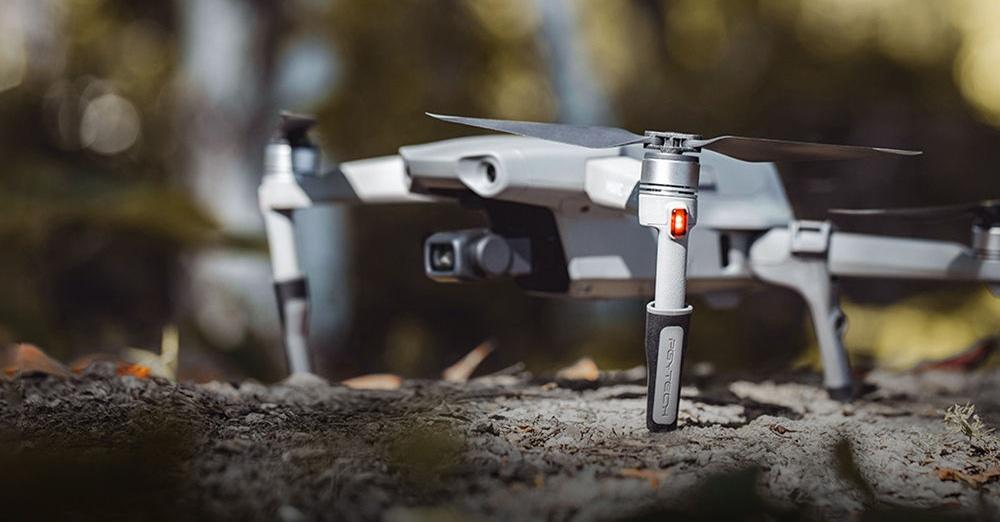 Набор удлинителей шасси PGYTECH Landing Gear Extensions для Mavic Air 2-5