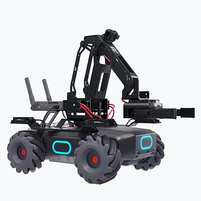 Робот-конструктор DJI RoboMaster EP Core-4