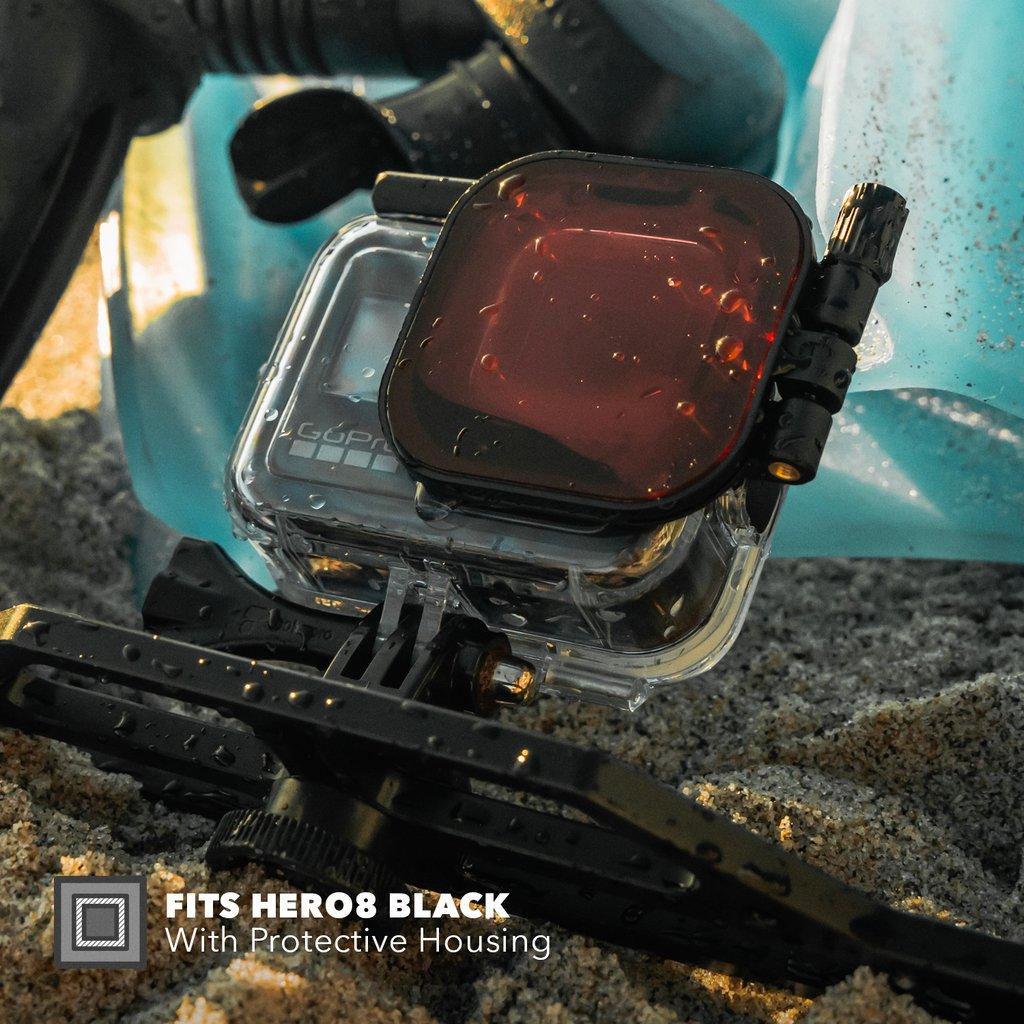 Фильтр PolarPro | Hero8 — Red-2