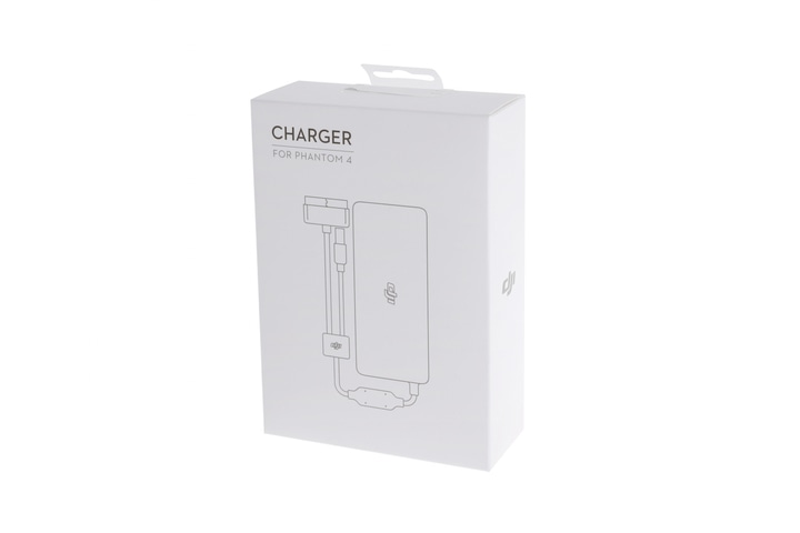 Зарядное устройство 100 Вт DJI Battery Charger Phantom 4 (Part 9) (без AC кабеля)-1