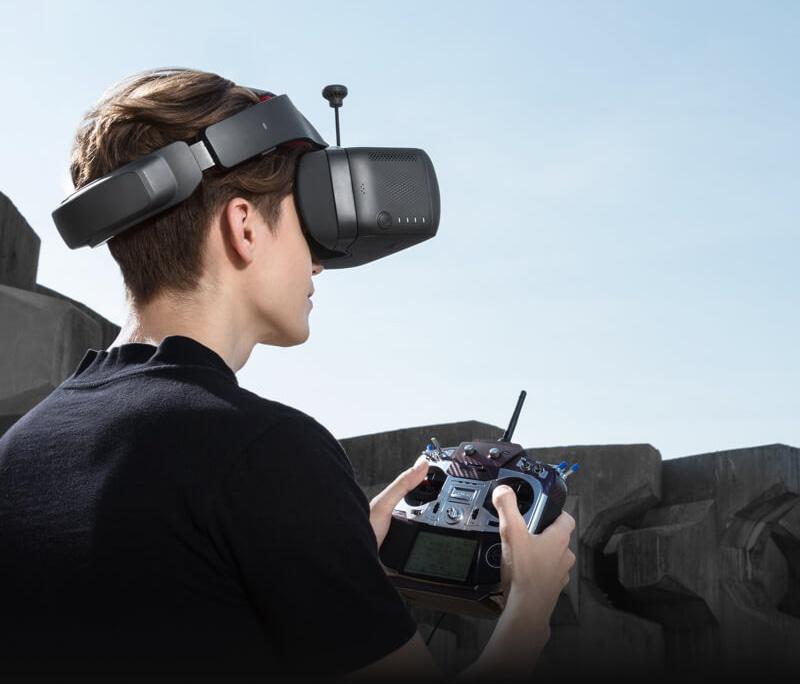 Очки DJI Goggles Racing Edition-6