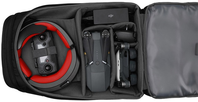 Очки DJI Goggles Racing Edition + Carry More Backpack-6