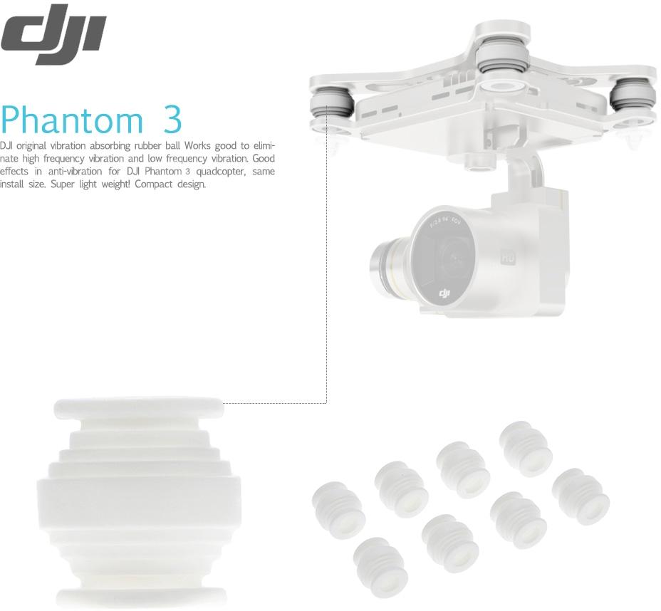 Демпферы подвеса камеры для Phantom 3-5