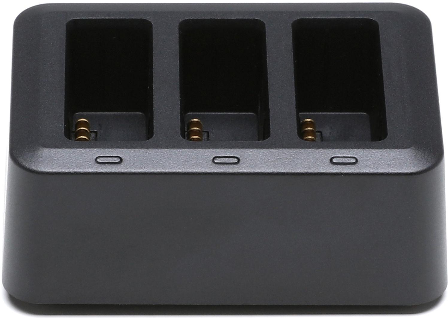 Зарядный хаб для 3 батарей Ryze Tello Battery Charging Hub-0