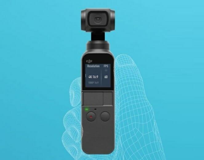 Стедикам DJI Osmo Pocket-7